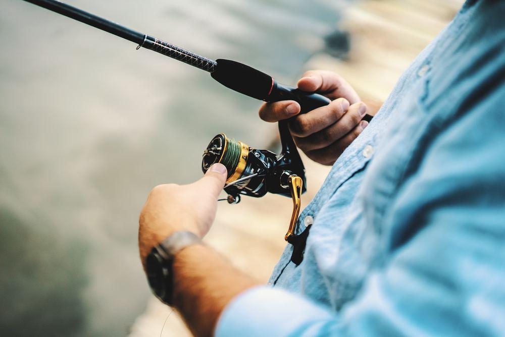 Få et afbræk fra hverdagen med en fisketur